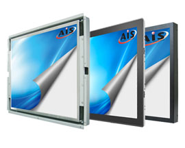 Industrial TFT LCD Technology:  Wide Temperature Range, Wide Viewing Angle, Super High Brightness, Glass Bonding, High Color Saturation Transflective LCD, Low Reflection through AR (Anti-Reflection) Technology