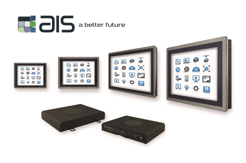 64-Bit Based HMI Touch Panel PCs and Operator Interfaces