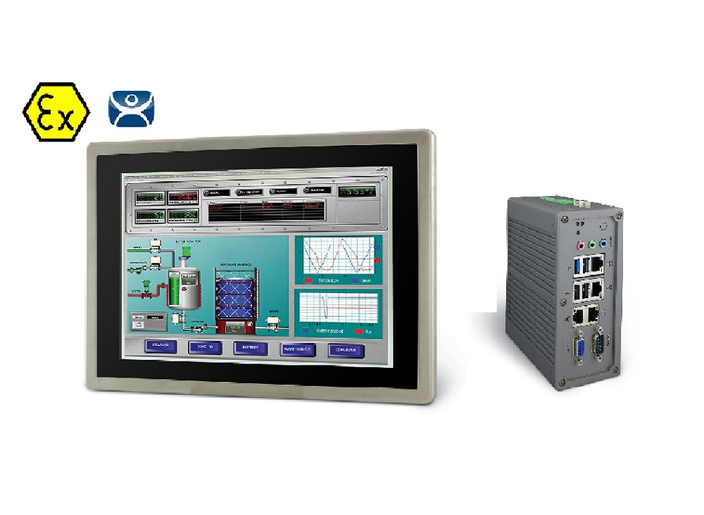 Hazardous Areas ACP Enabled Thin Clients with IECEx, ATEX and UL Certifications