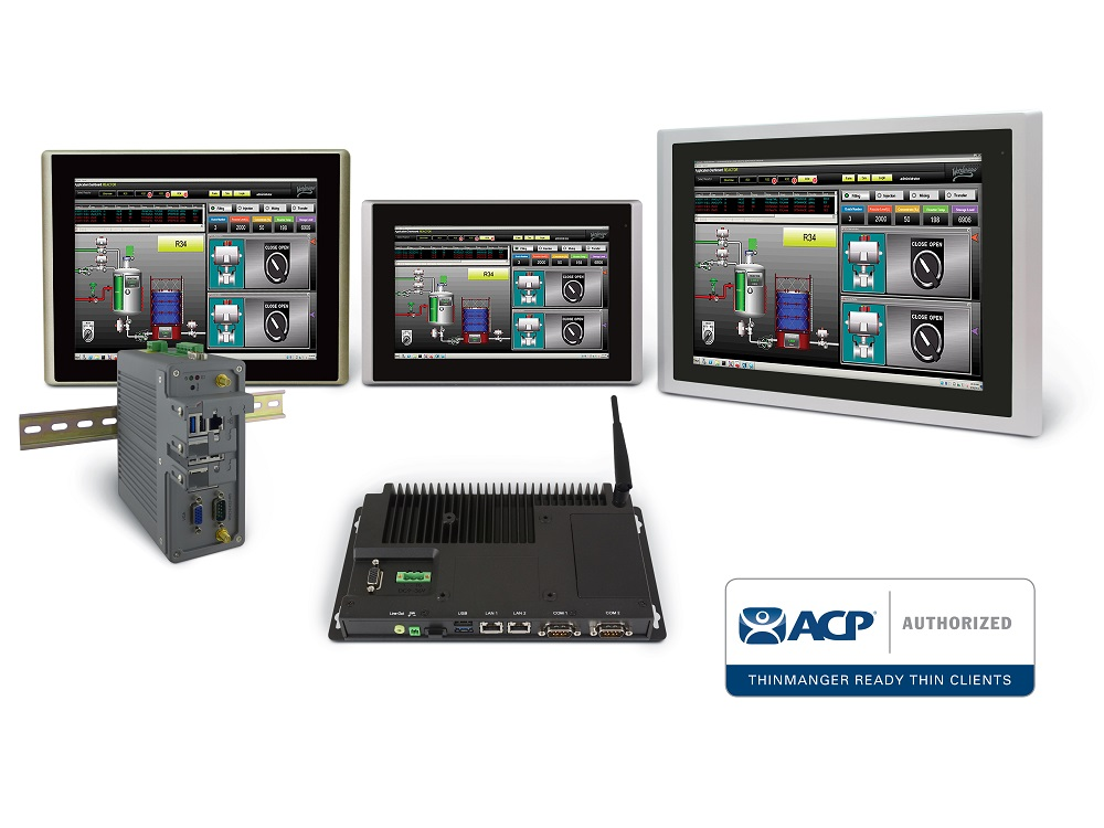 ACP ThinManager Ready Thin Client