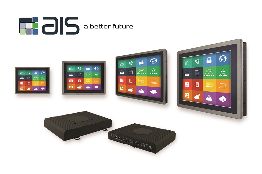 HMI Touch Panels with Cloud and Internet Based Computing and OPC UA Platform