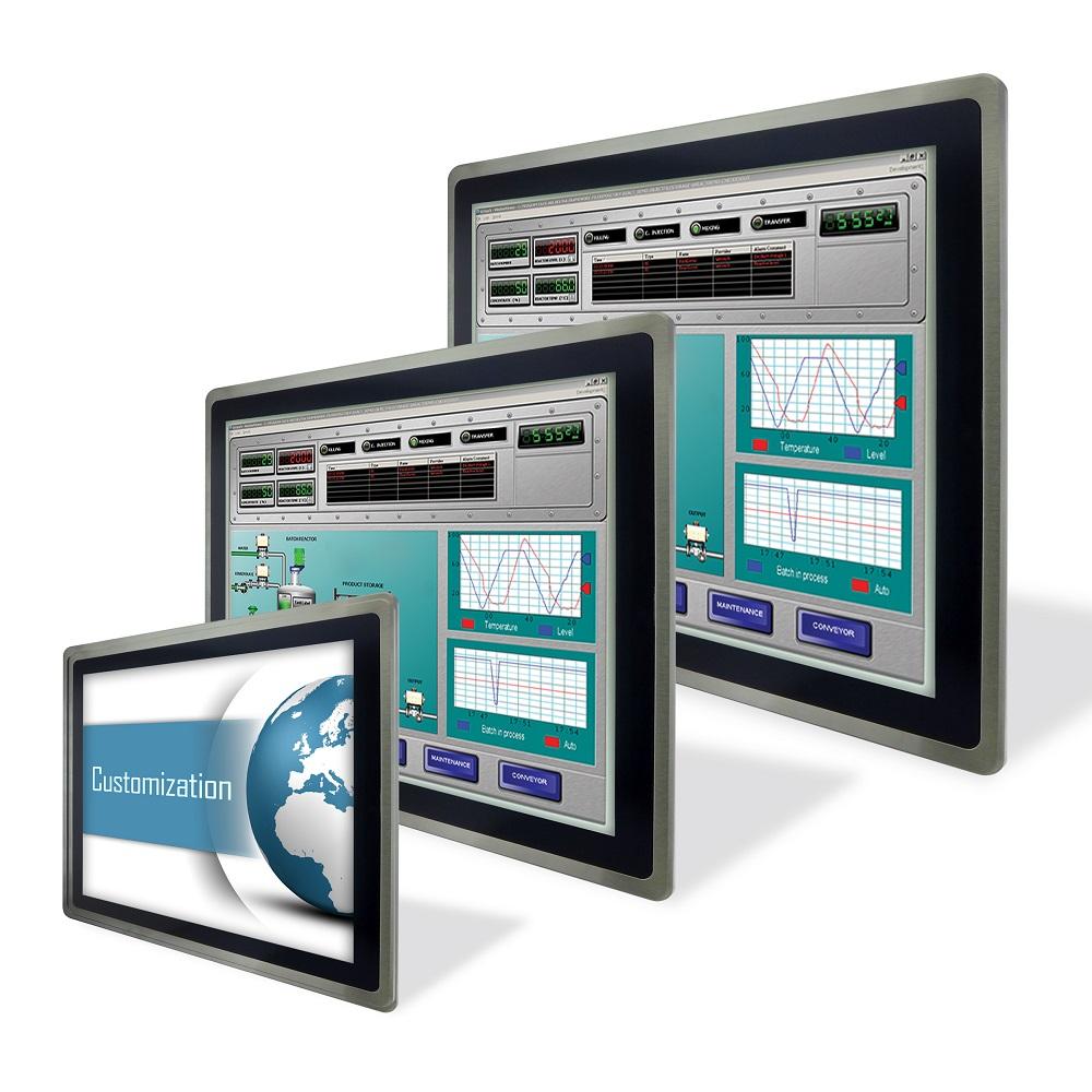 Custom Design Hmi Touch Panel Pcs Ais