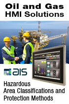 Hazardous Area Touchscreen Panel PCs for Drilling Rig, Oil Refineries, and Pipeline Transport Applications