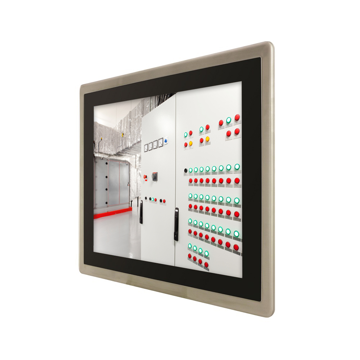 HMI Panel PC IEC 61850-3 and IEEE-1613 Substation Automation
