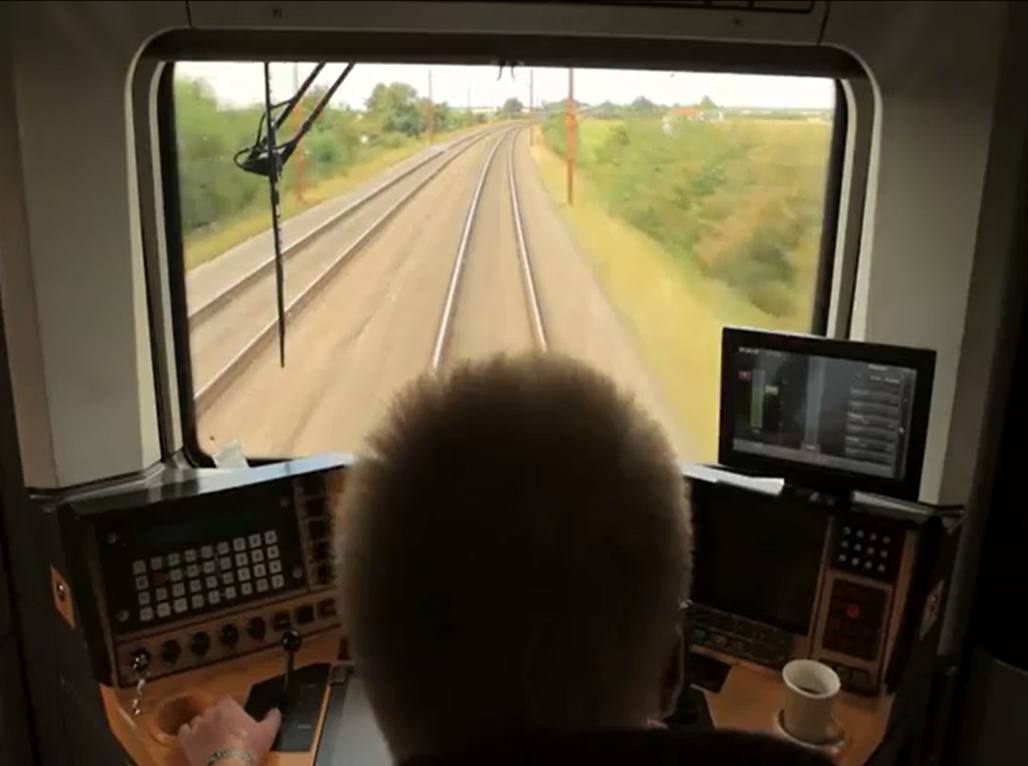 Positive Train Control PCT, Communications and Train Control