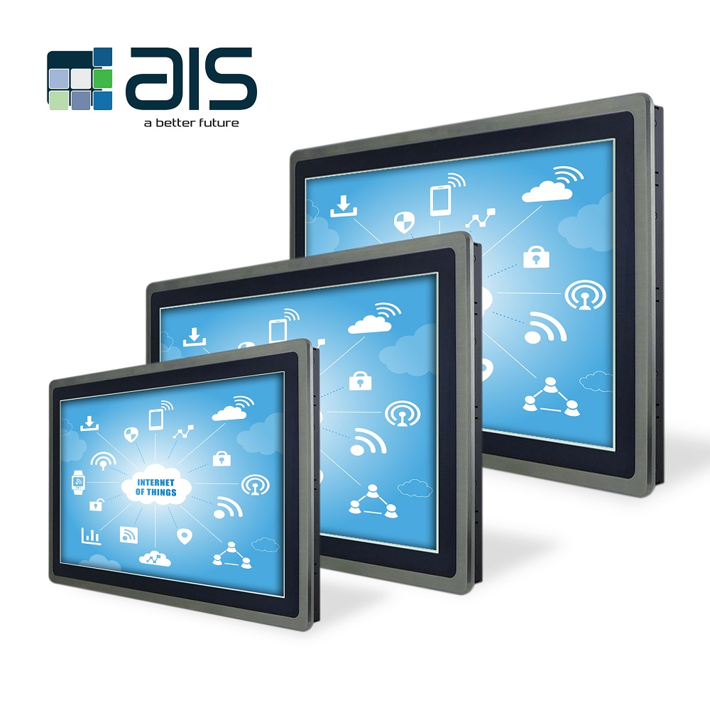 High Availability Industrial HMI Touch Panels with Hardware Redundancy
