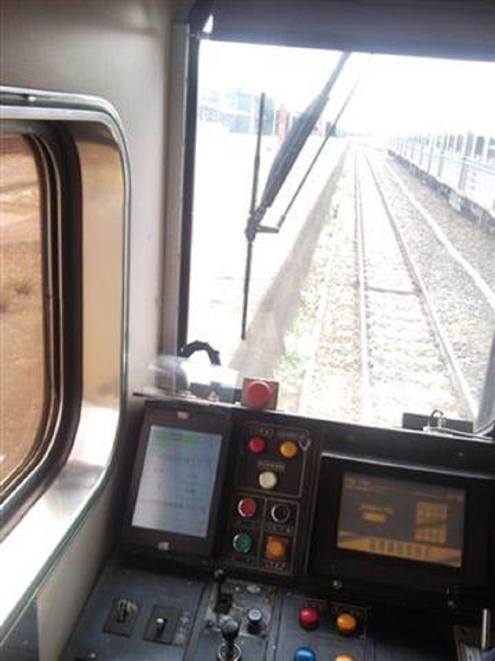 Positive Train Control PCT, Human-Machine Interface HMI Transportation