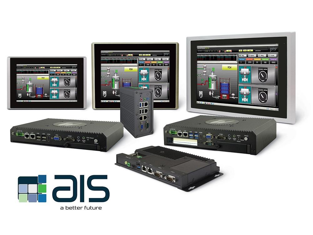 Industrial PC | Thin Client | IoT Gateway-AIS