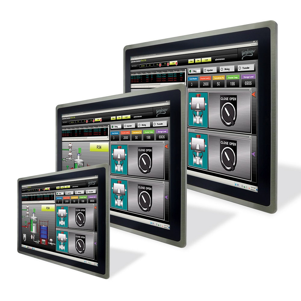 HMI Touch Panel PC, Operator Interface Panel, IEC UL 61010-1 Safety Standards Industrial Control Equipment