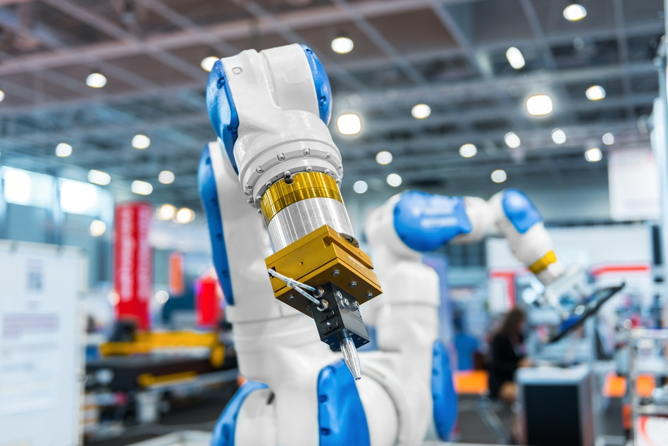 The Industrial Robotics Market