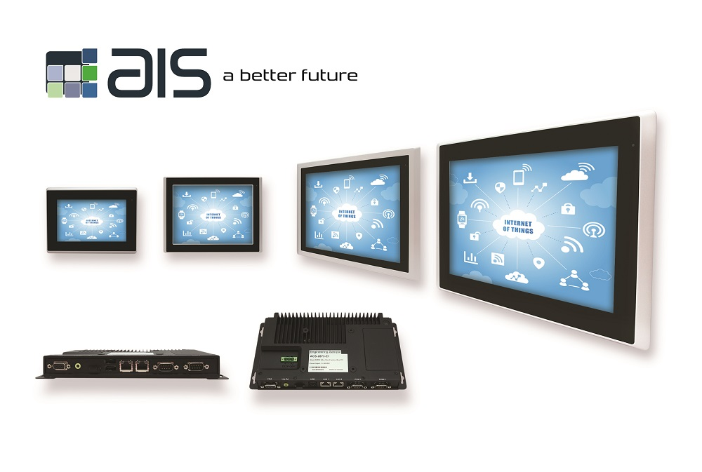 Internet of Things and Industry 4.0 HMI Operator Interface Terminals