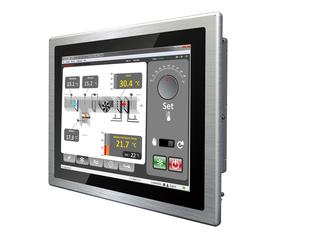 HMI Multi-Touch Panel PC