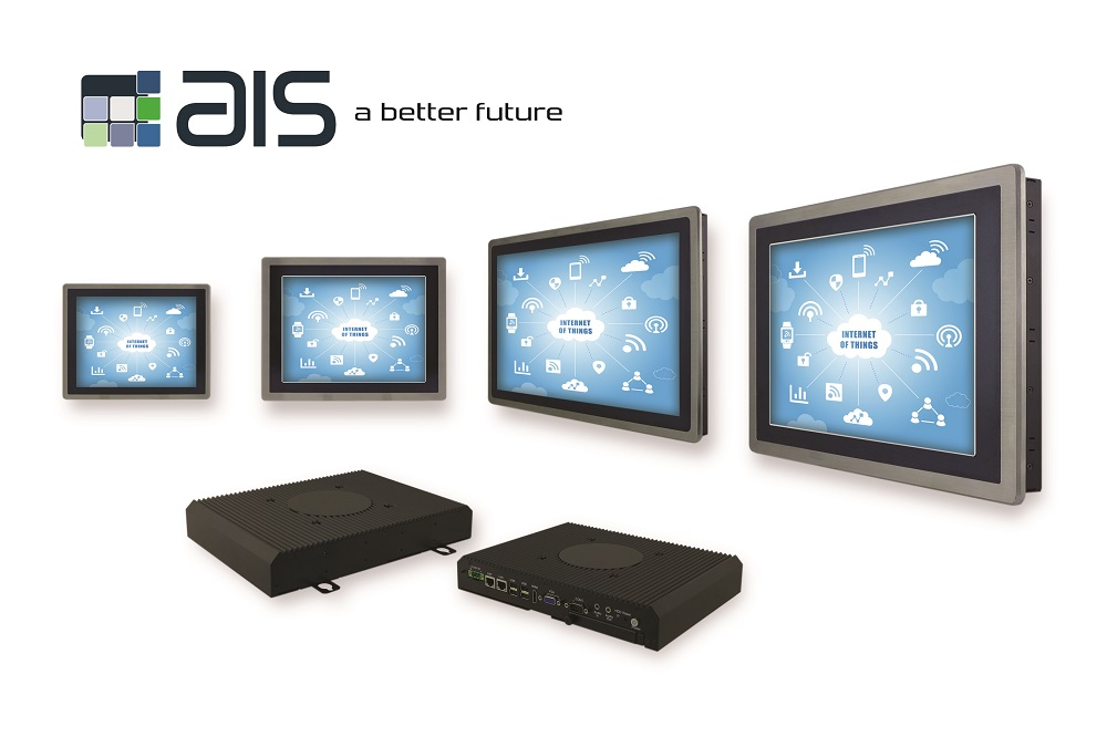 Stainless Steel Rugged Panel PCs with UL NEMA 4X and IP66 Certification