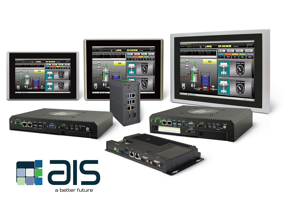 Open Platform Industrial PCs for PC Based Control and Automation Applications