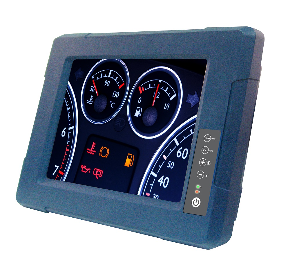 SAE J1939 Display ISO 11783 ISOBUS display ISO Bus ISOBUS Virtual Terminal
