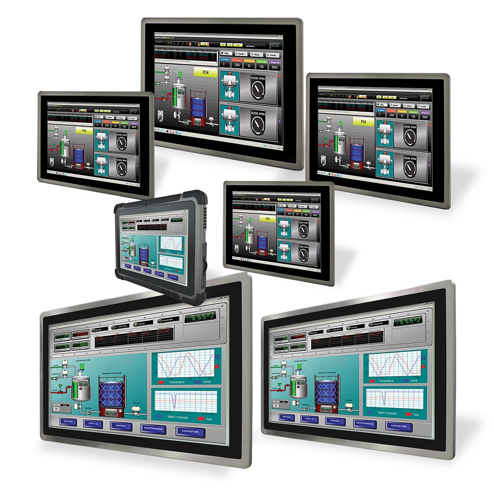 Smart and Modularized HMI Panel PC