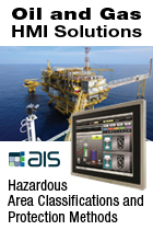 Touch Screen Panel PCs In Hazardous Areas Classified Locations