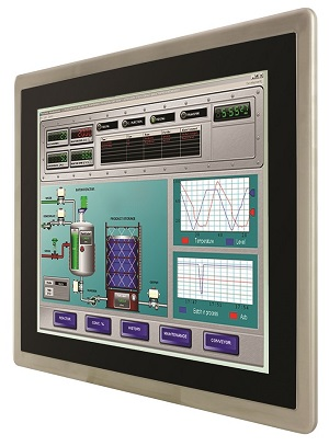Rugged Touch Screen Monitor Home Decor