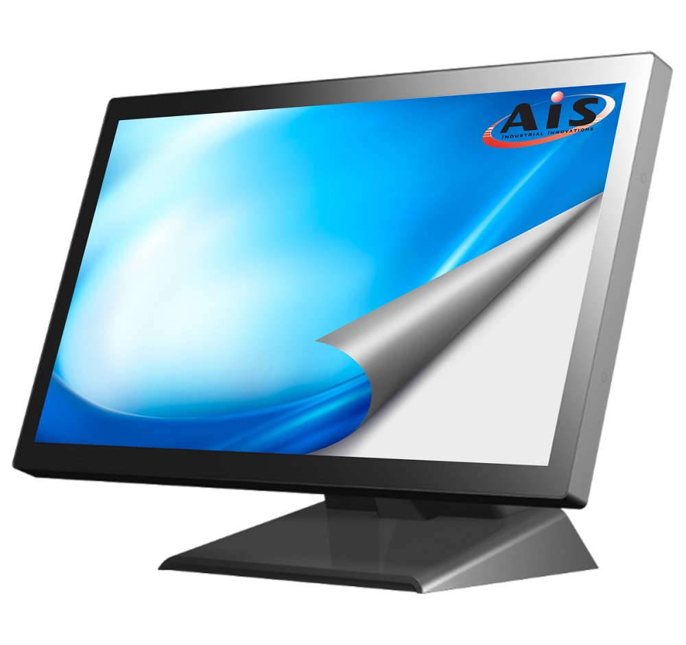 industrial multi-touch touchscreen monitor displays-ais